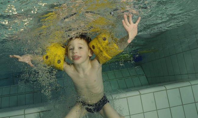 Les 10 ans d'Aquari'Ham sous l'eau