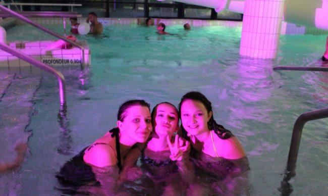 2015 – Soirée Disco Pool